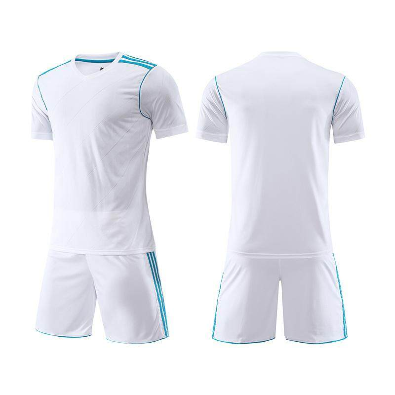 2342bc874 Hot Sale Children Boy Students and Adults Football Sports Soccer Training  Sports Jersey