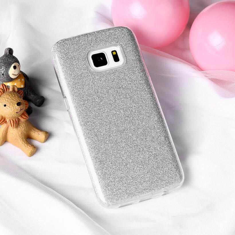 Akabeila 3 In 1 Mewah Fashion Ponsel Case S untuk Samsung Galaxy S7 Edge Duos G935F G935FD G935W8 G9350 G935A G935 m-G935A 5.5 Inch Hot Gambar Kantung Casing Telepon Shell Mencakup Kembali Lembut Silikon Smartphone Case