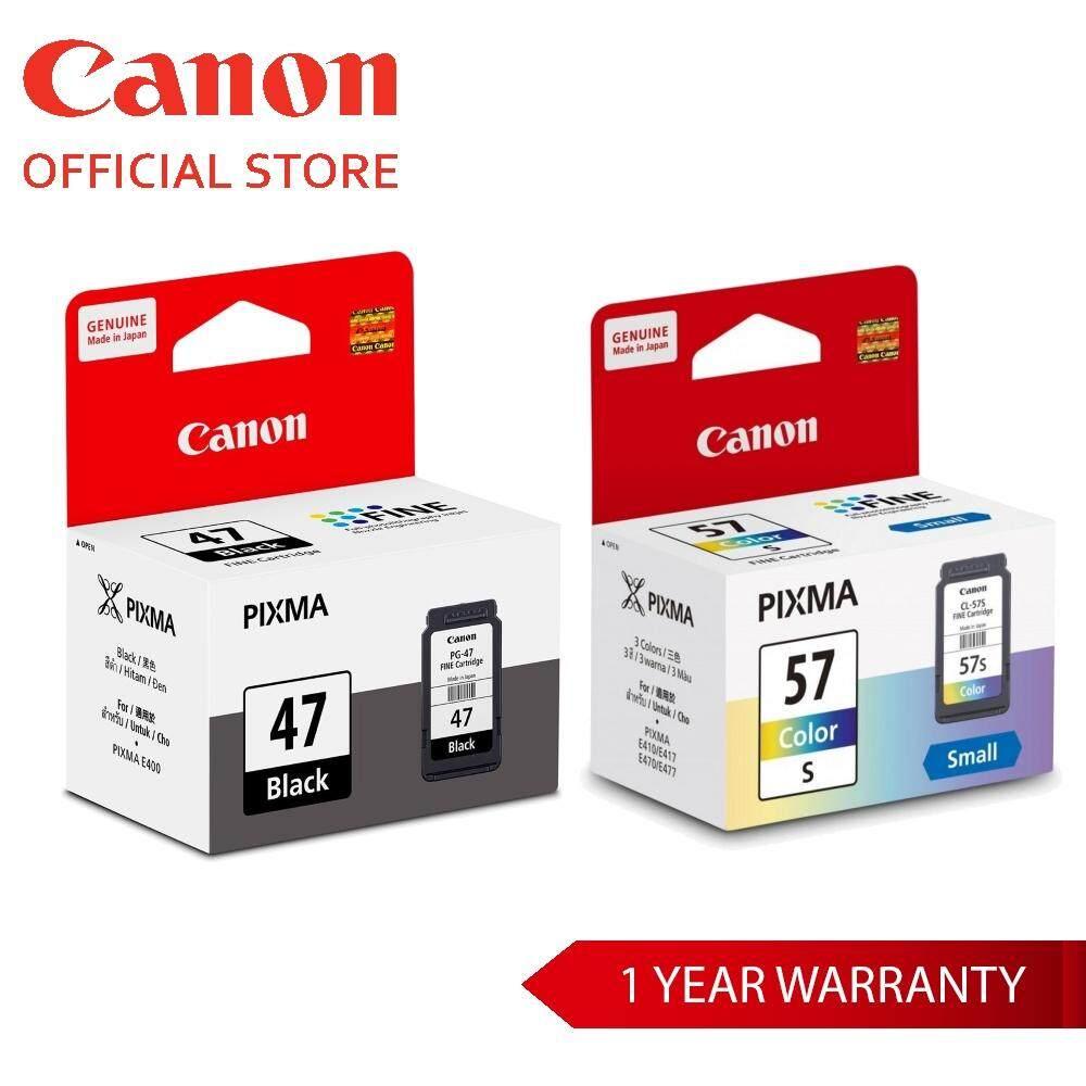 Features For Canon Pg 510 Cl 511 Ink Cartridge Pg510 Tinta 746 Tricolour Original 47 Black 57s Tricolor Set