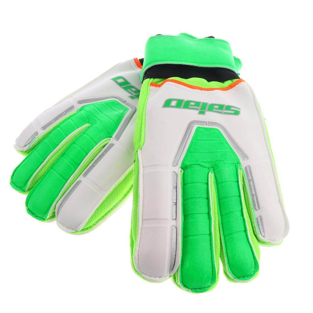 Flameer Junior Youth Football Soccer Goalie Goalkeeper Finger Saver Protect Gloves By Flameer.