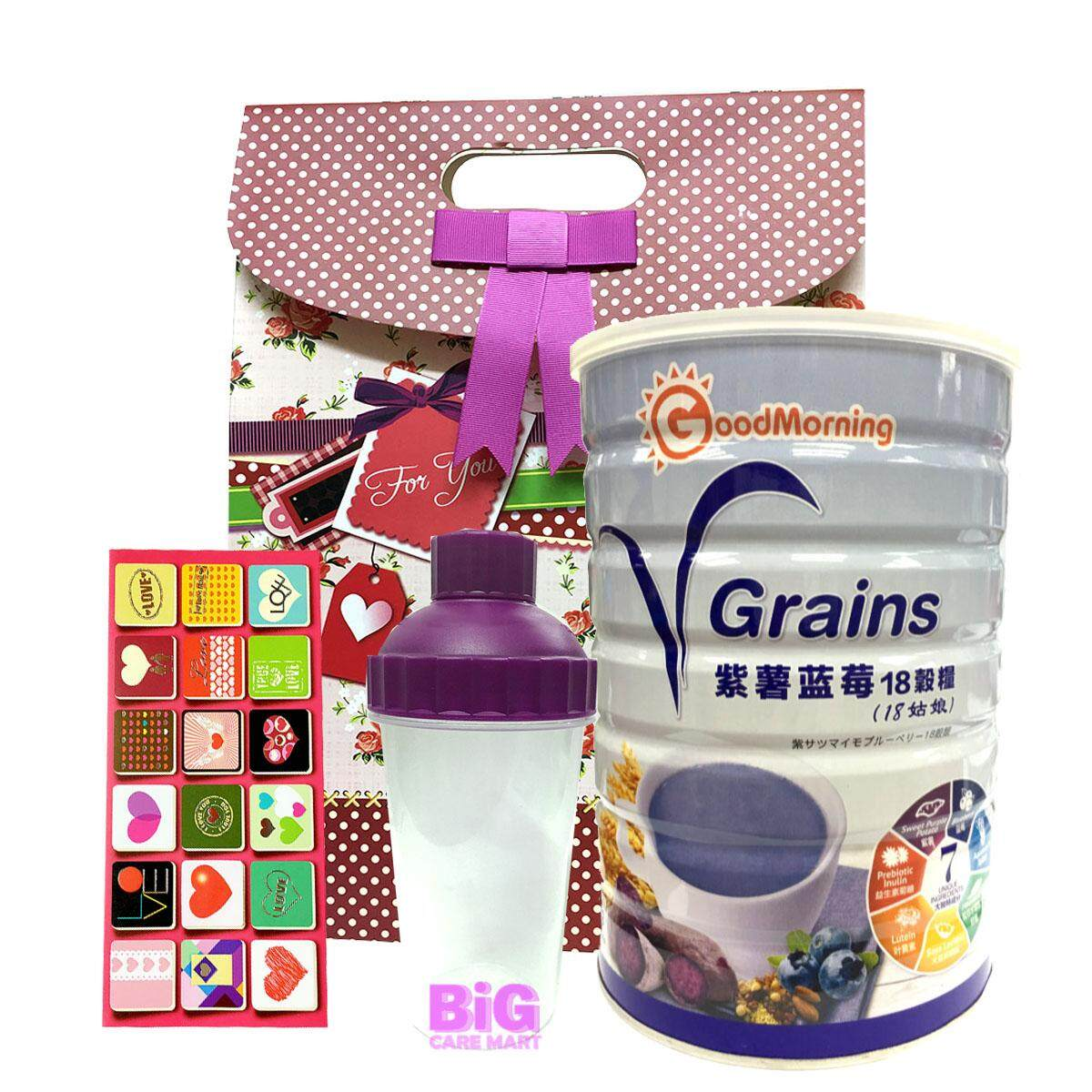Mother's Day Good Morning VGrains 18 Grains 1kg (Bag+Shaker+Card)