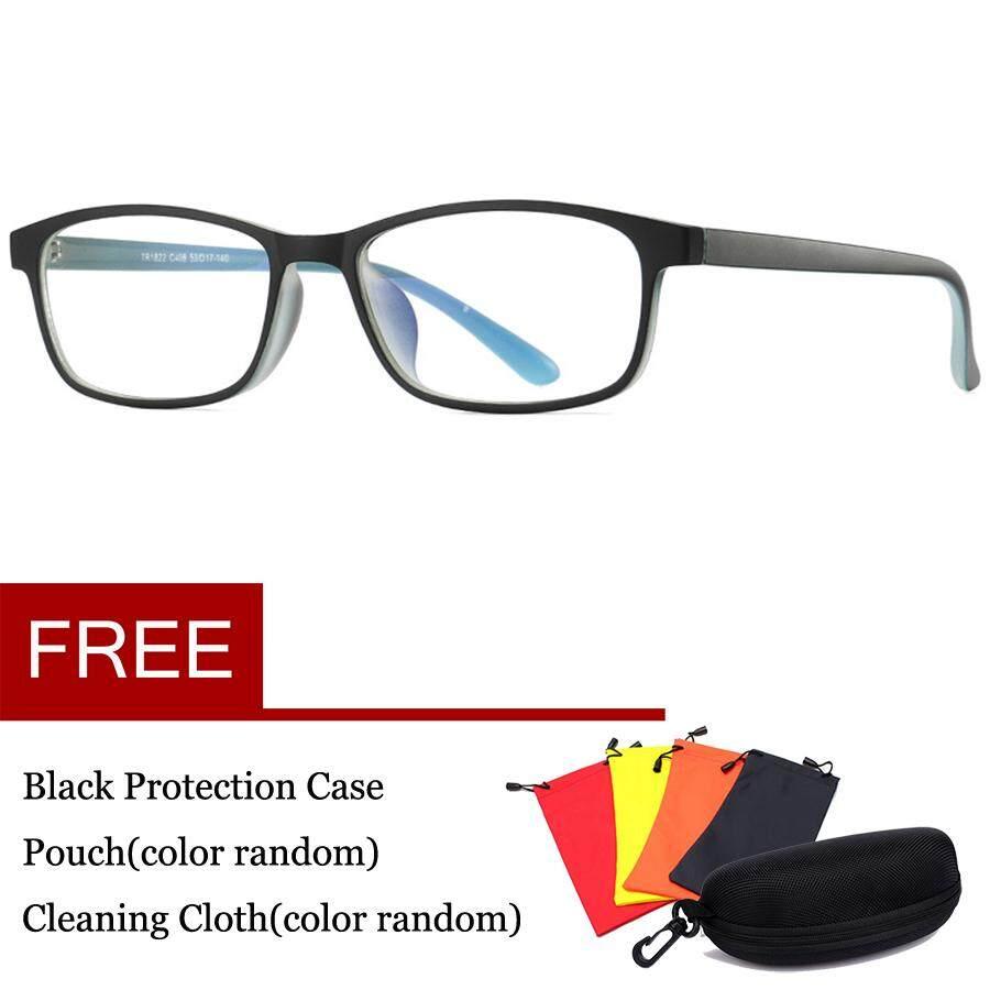 0db1cd89398 Singapore. Computer Gaming Glasses Anti Blue Light Anti Reflective Anti  Glare Anti Eye Strain Lens 100%