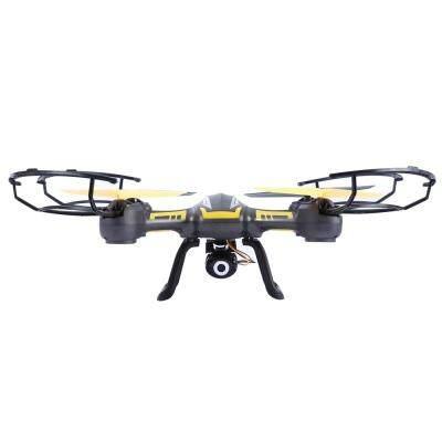 Samurai Mars Black Camera Drones 4 CH Remote Control Quadcopter