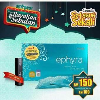 EPHYRA PREMIUM PACK (30 SACHET) with FREE GIFT EPHYRA LIPS