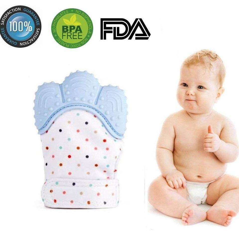 Fitur Ange Small Banana Baby Teether Bisphenol A Bpa Free Dan Harga Monkey Teething Glove