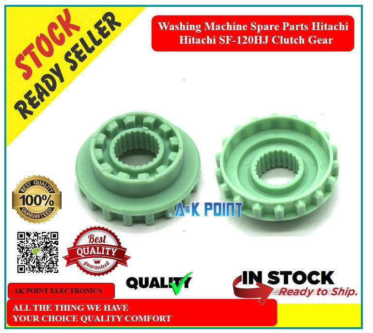 Washing Machine Spare Parts Hitachi SF-120HJ Clutch Gear
