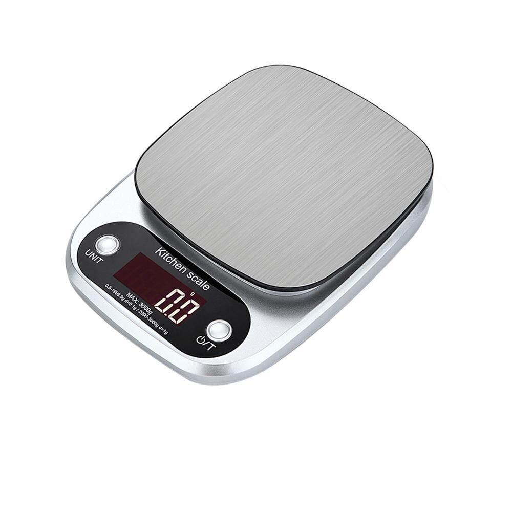 Yueshunbuha Digital Makanan Dapur Skala 10Kg/1G Keseimbangan Berat untuk Penggunaan Rumah