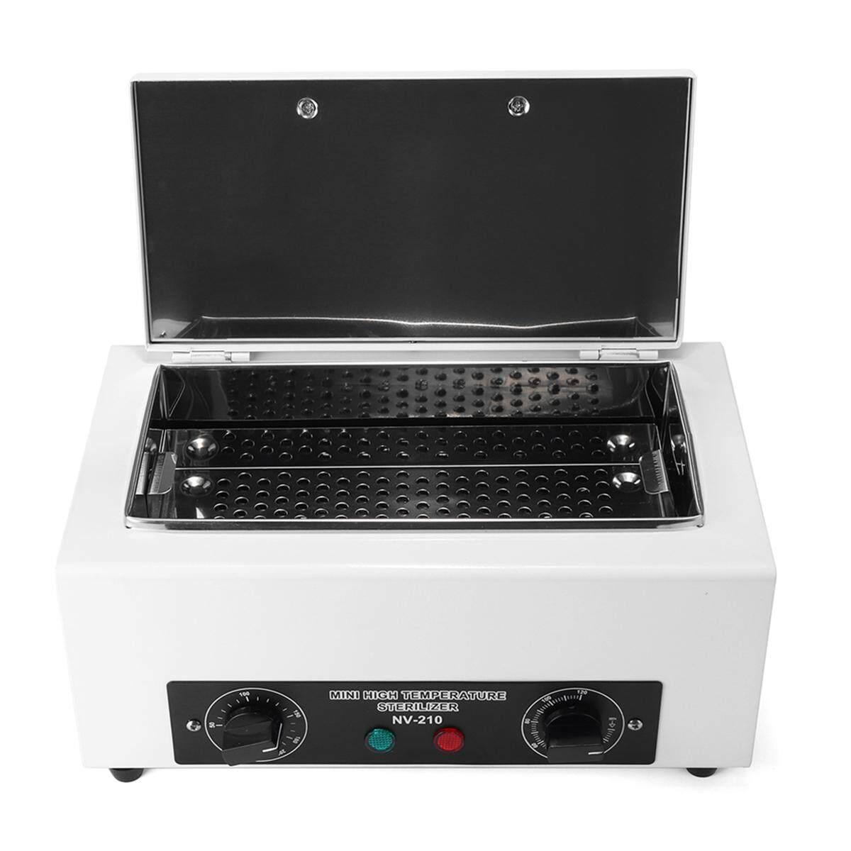 Dry Heat Sterilizer Dental Beauty Nail High Temperature Autoclave Cabinet US Plug