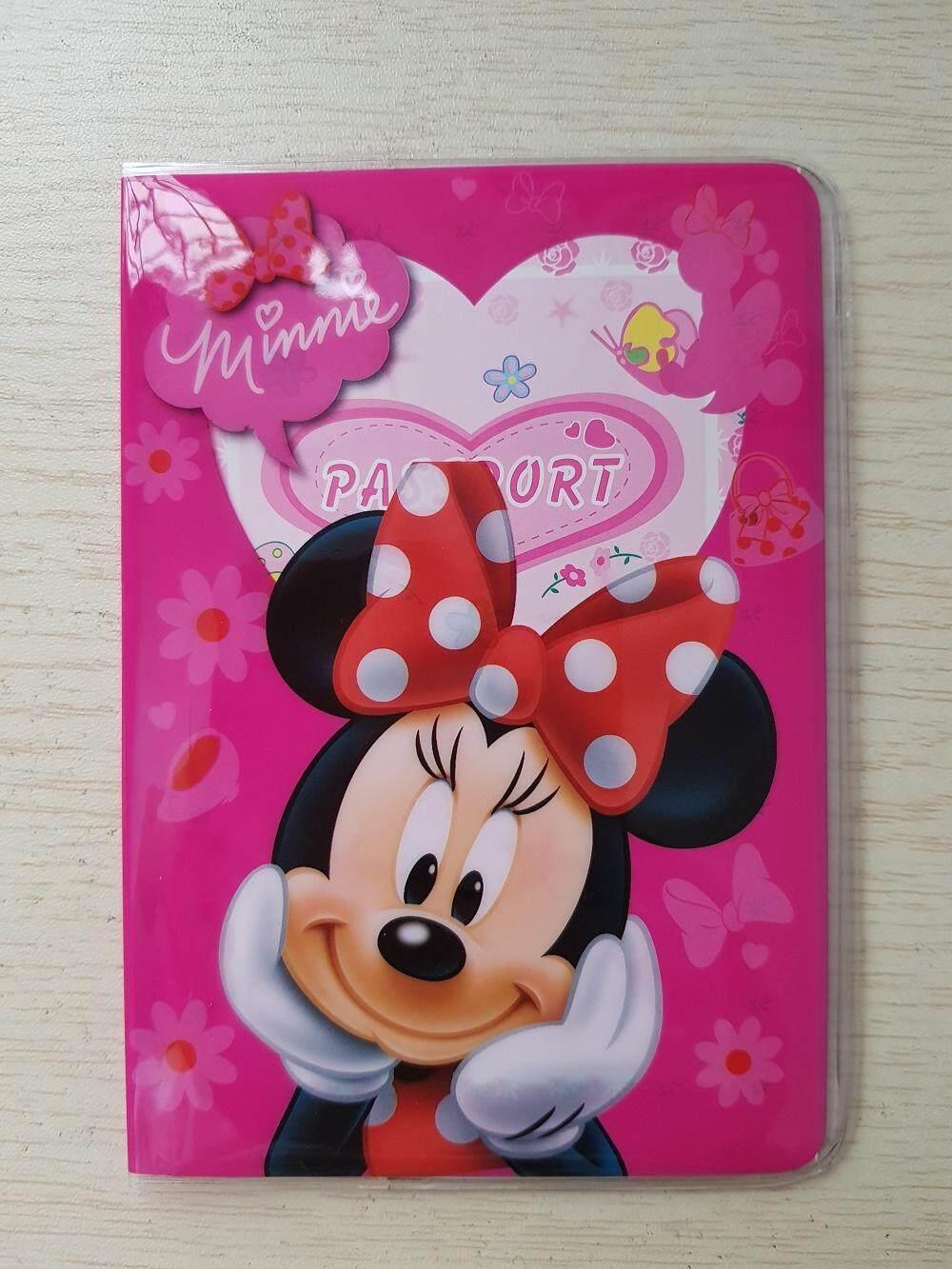 Passport Holder - Minnie