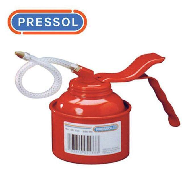 PRESSOL OIL CAN RED (MADE IN GERMANY)