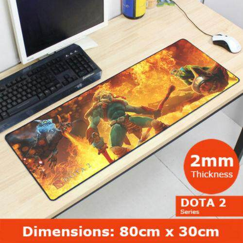 Large Gaming Mouse Pad (Dota 2 series) 80cm x 30cm Malaysia