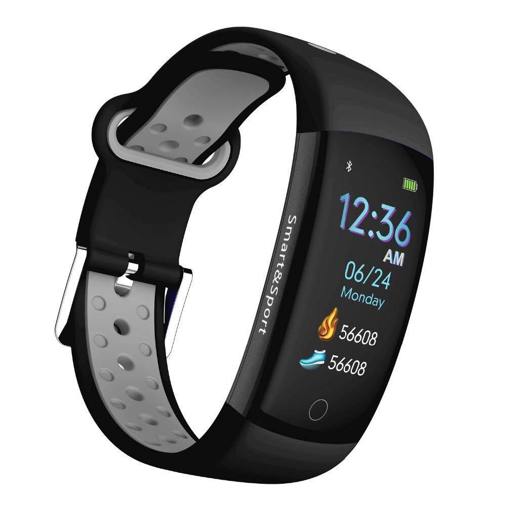 Q6S Heart Rate Monitor Fitness Bracelet Smart Wristband Blood Pressure/Oxygen Smart Bracelet Band IP68