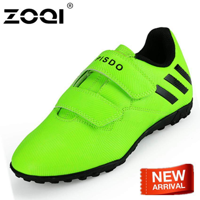 Zoqi Kids Soccer Shoes Sports & Outdoors Football Shoes Child Boots By Zoqi.