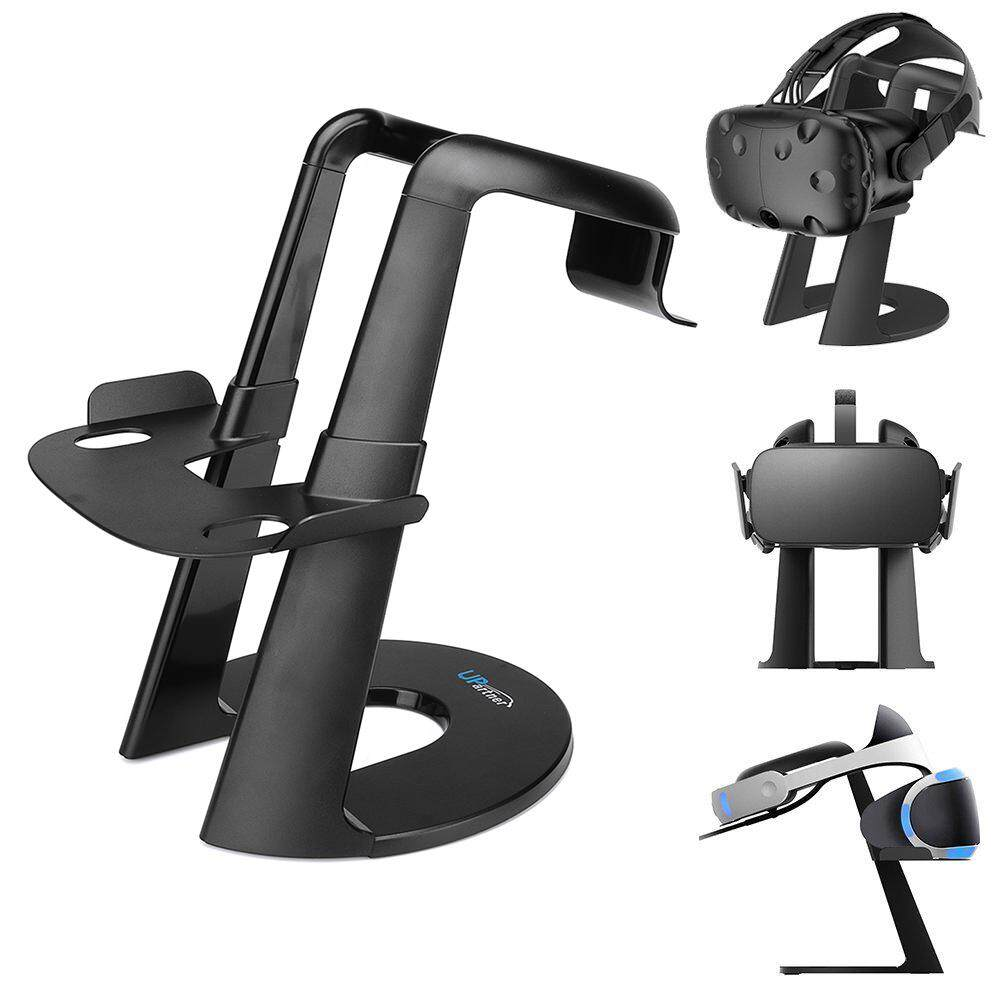 Universal Virtual Reality Headset Mount Stand Holder Vr Glass Display Station For Htc Vive Oculus Rift / Go Ps Vr By Glimmer.