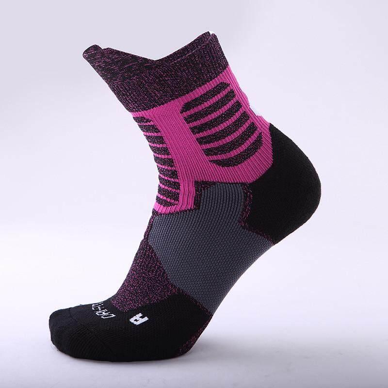 JOETXO Men's Sport Socks Professional Basketball Elite Socks Outdoor Sport Sock - intl