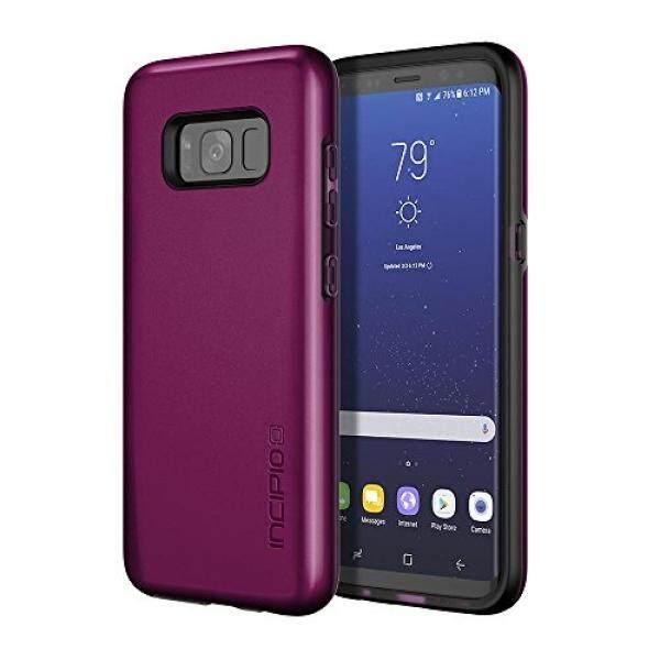 Cell Phones Cases Incipio Haven LUX Case for Samsung Galaxy S8 - Plum - intl