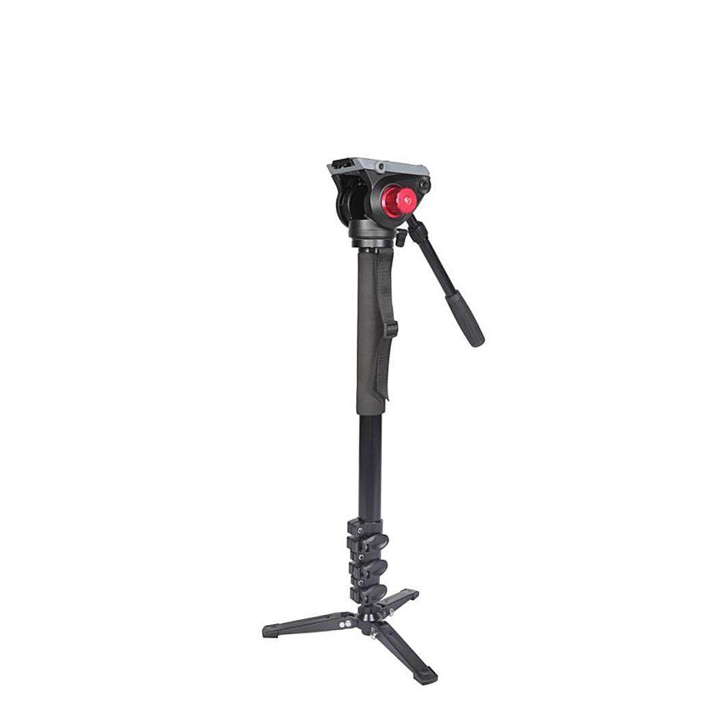 Features Manfrotto Fluid Video Head With Flat Base Mvh500ah Dan Leadwin Mp01 Clip Lock Professional Monopod Free Bag Compatible