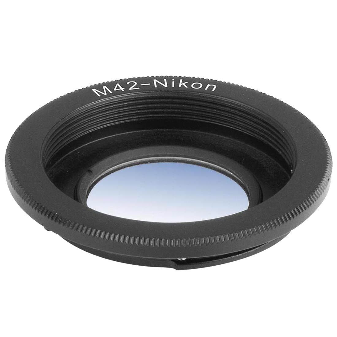 M42 42 Mm Lensa Adaptor Dudukan untuk Nikon D3100 D3000 D5000 Infinity Fokus DC305-Intl