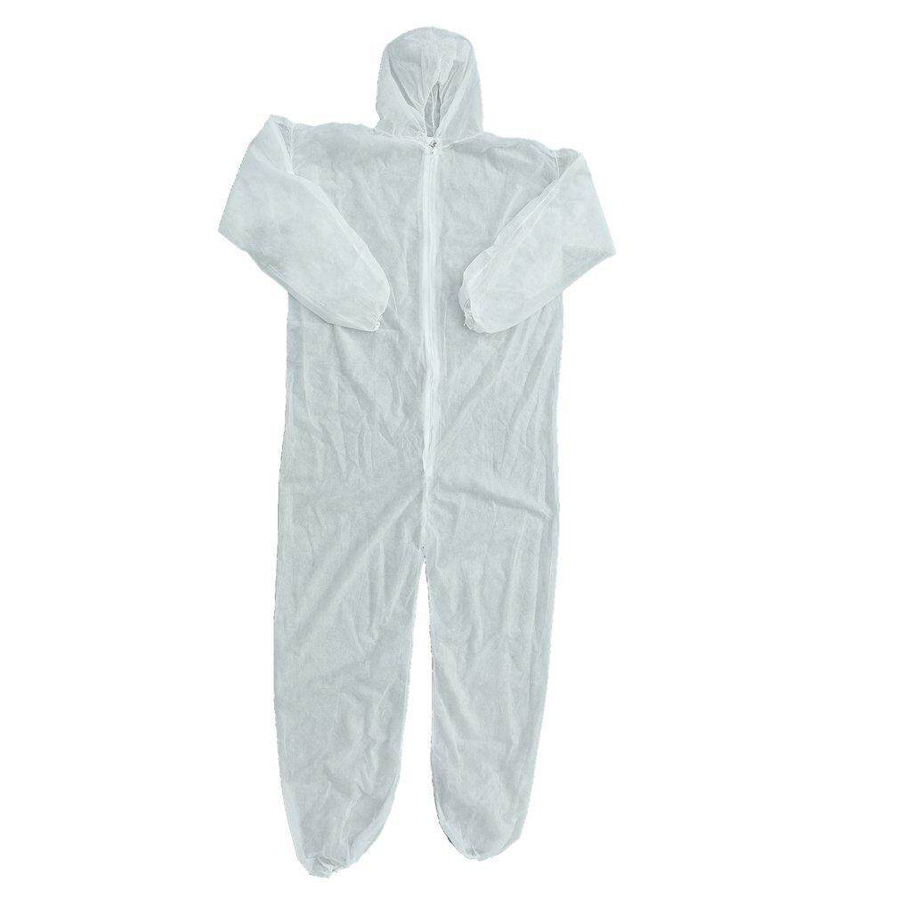 Security Protection Clothes Disposable Coverall Dust-proof Clothing Nonwovens