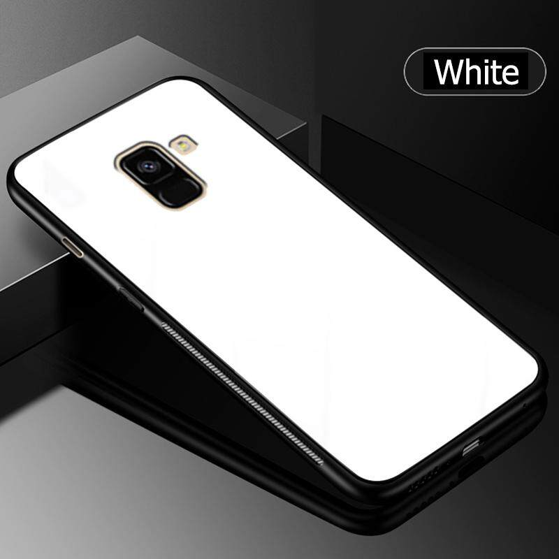Features For Galaxy J4 2018 Case Hong Kong Design Fashion Tempered