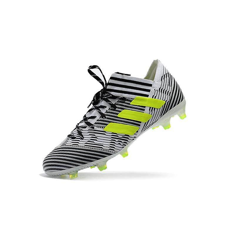 6fb8fedc2 Football Boots Superfly Original Knitted FG Nail Nemeziz Football Shoes  Adulto Men's Soccer Shoes Messi 17.1