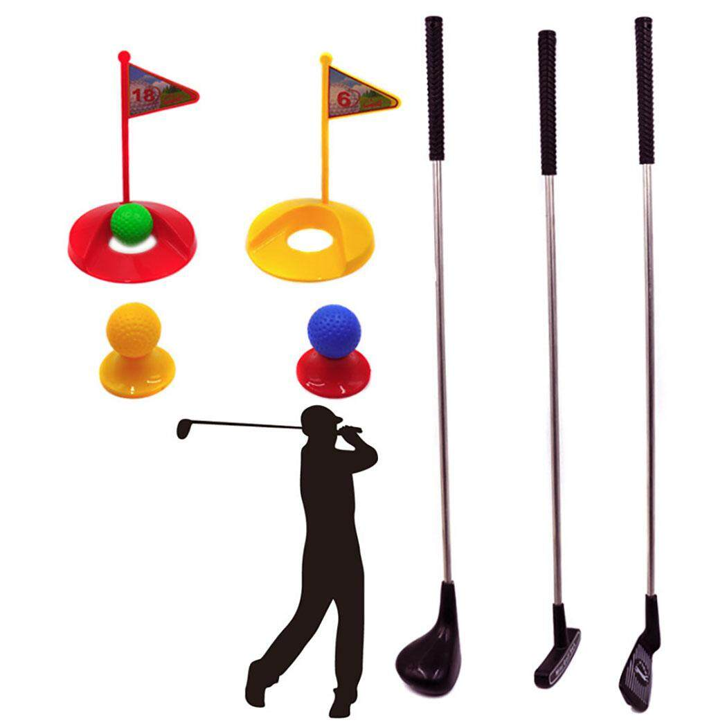 12pcs Golf Toy Set Creative Educational Golf Practice Sports Toy Golf Play Set For Kids By Jiangxing.