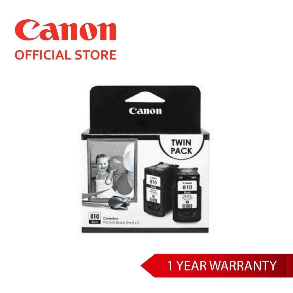 Features Canon Original 810 811 Value Pack Dan Harga Terbaru Info Catridge Colour Pg Black Twin