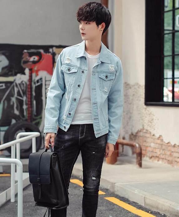 Denim Jackets For Men For Sale Mens Denim Jackets Online Brands