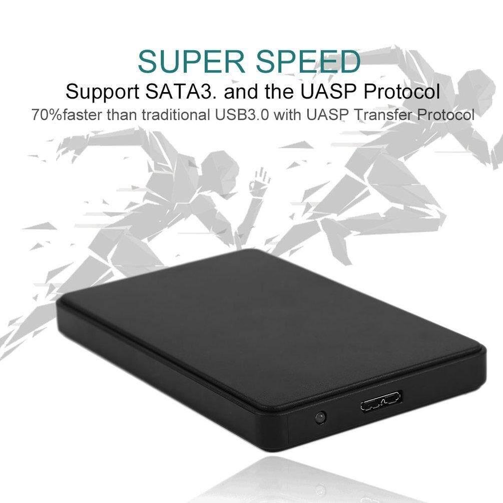 Hình ảnh ELEC Practical 2.5 Inch SATA External Enclosure USB3.0 HDD Enclosure ABS Box