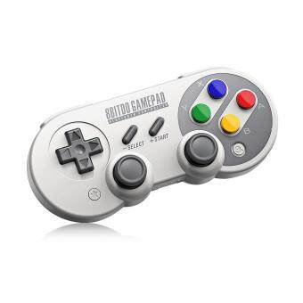 การส่งเสริม 8Bitdo SF30 Pro Wireless Bluetooth Controller with Classic Joystick Gamepad for Android Nintendo Switch Windows macOS Steam ซื้อเลย - มีเพียง ฿ ...