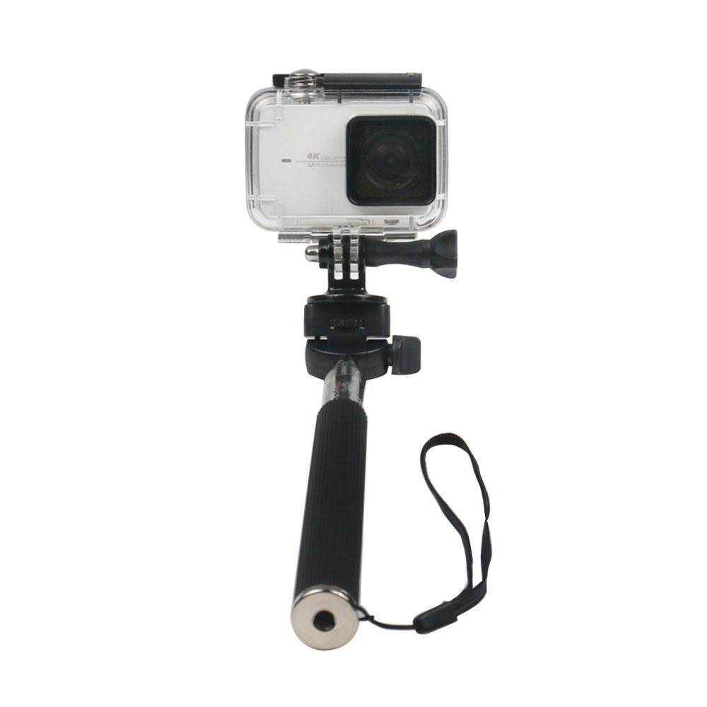 Vigo Ponsel Profesional Selfie Stick Monopod untuk Apple, Android & Dlsr Kamera GoPro + Adaptor