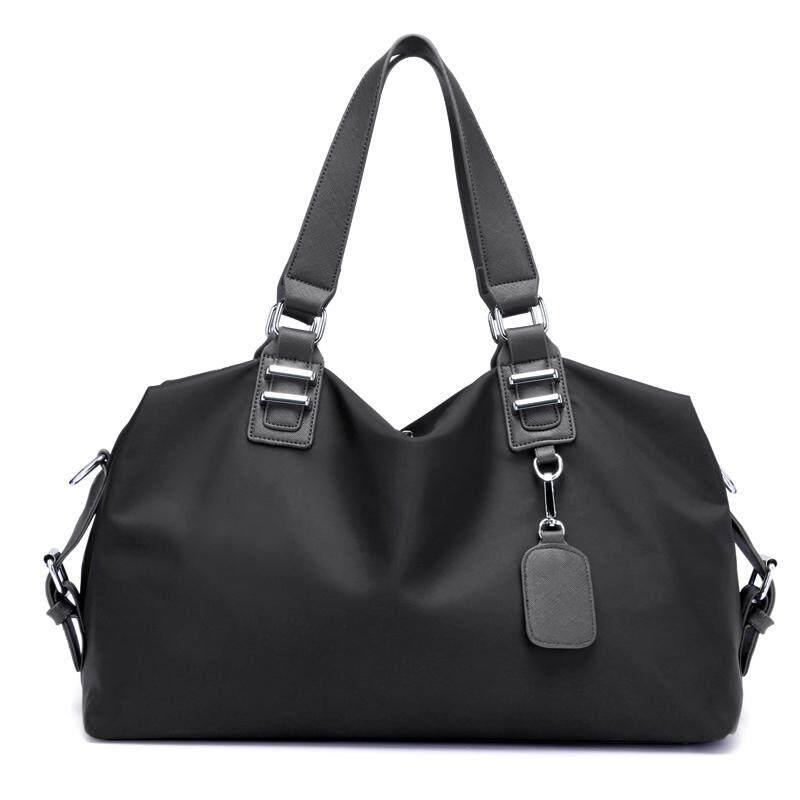 กระเป๋าเป้สะพายหลัง นักเรียน ผู้หญิง วัยรุ่น อุดรธานี ใหม่กระเป๋าผ้าอ็อกฟอร์ดสไตล์เกาหลี Tote Bag ความจุขนาดใหญ่กระเป๋าเดินทางกระเป๋าสันทนาการกระเป๋าสะพายข้างกระเป๋าสะพายใบใหญ่น้ำ