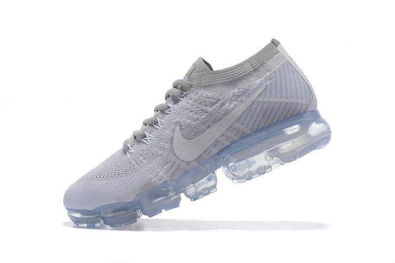 ... competitive price 942a9 e4747 Nike Mens Womens Air Vapormax Flyknit  Breathable Running Shoes Lightweight Sneakers . ...