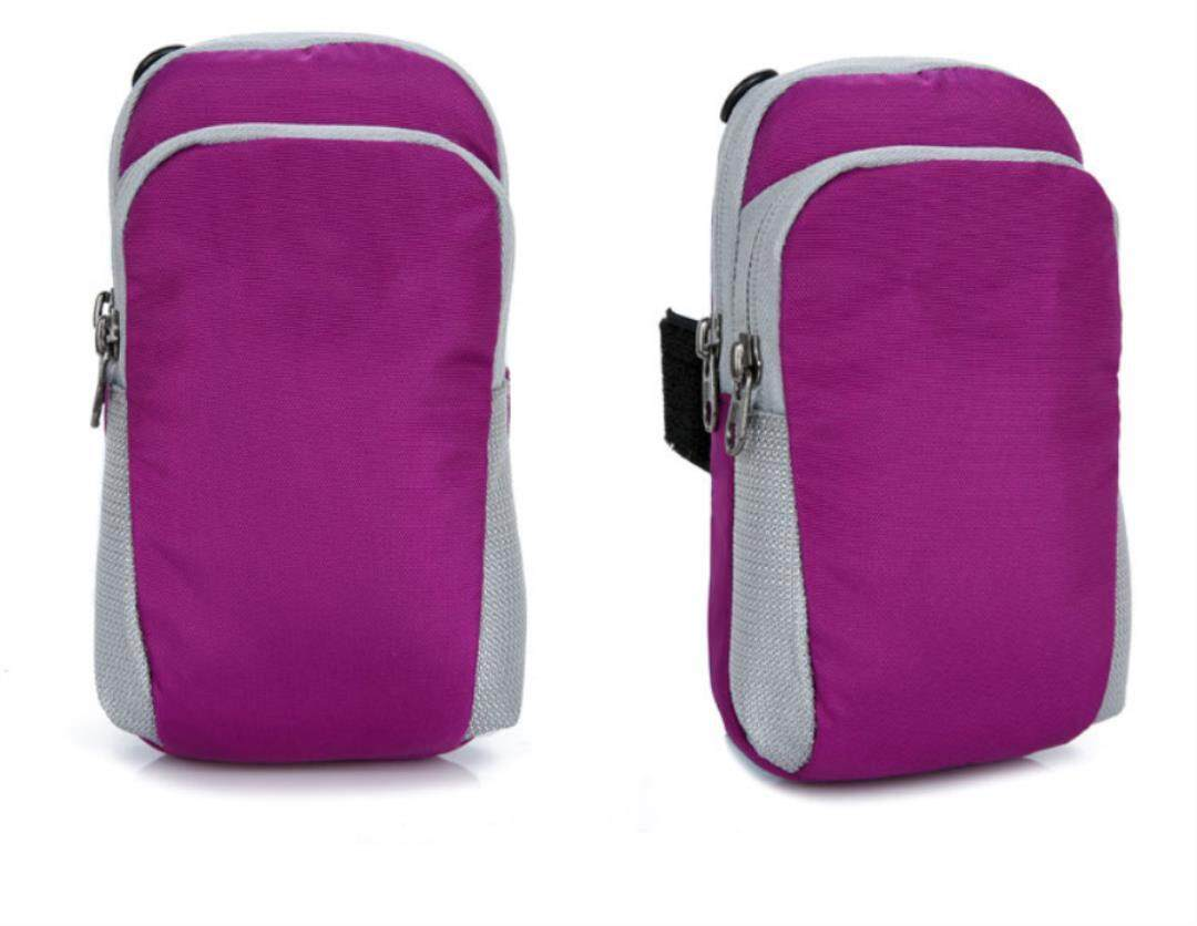 New Outdoor Waterproof Armband Wrist Bag Ransel Sukan - intl
