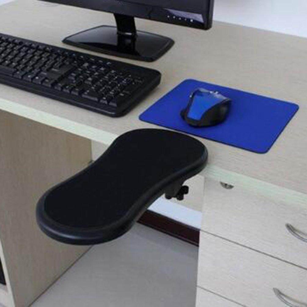 Hình ảnh ELEC Ergonomic Design Protective Attachable Computer Table Arm Support Armrest Pad