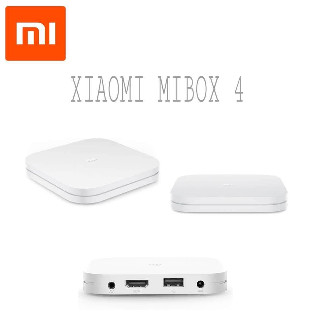 *RM249 00* XIAOMI MI TV BOX MiBox 4 *IPTV* 4K ( Chinese