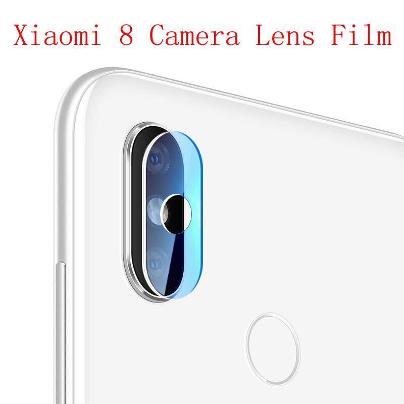 Untuk Xiaomi Mi 8 Lensa Kamera Tempered Pelindung Kaca Film