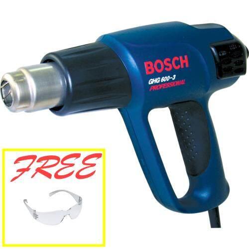 Bosch GHG 600-3 HOT AIR GUN Professional + FREE Gift