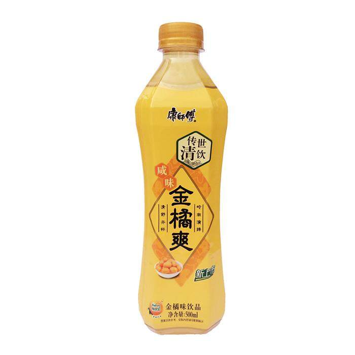 Kang Shifu Kumquat Tea 450ml