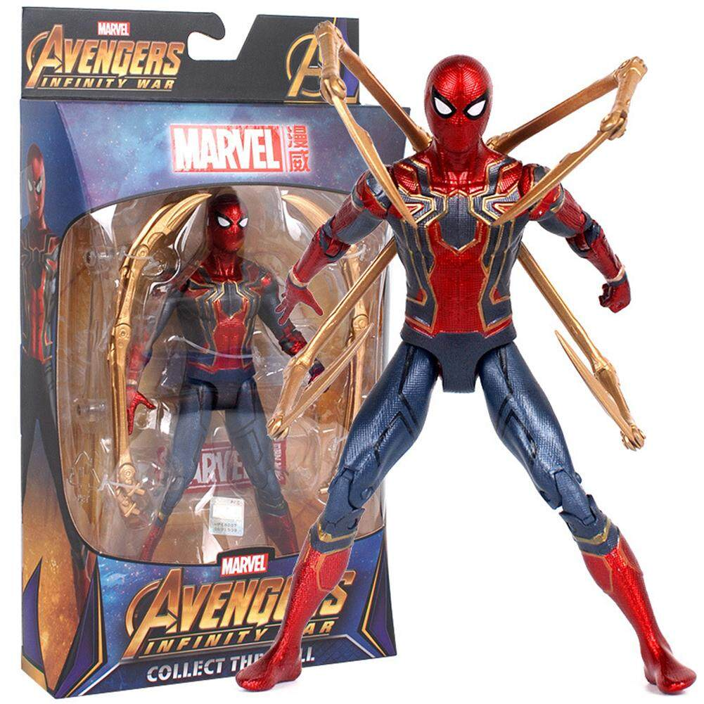 Action Figures For Sale Figure Toys Online Brands Prices Astro Boy The Movie Original Ryt Marvel Infinity War Avengers Iron Spider Spiderman W Tentacles 7 Toy