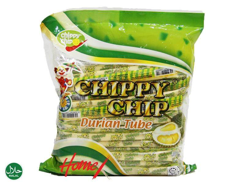 Chippy Chip Durian Flavour (80 pieces) 520g