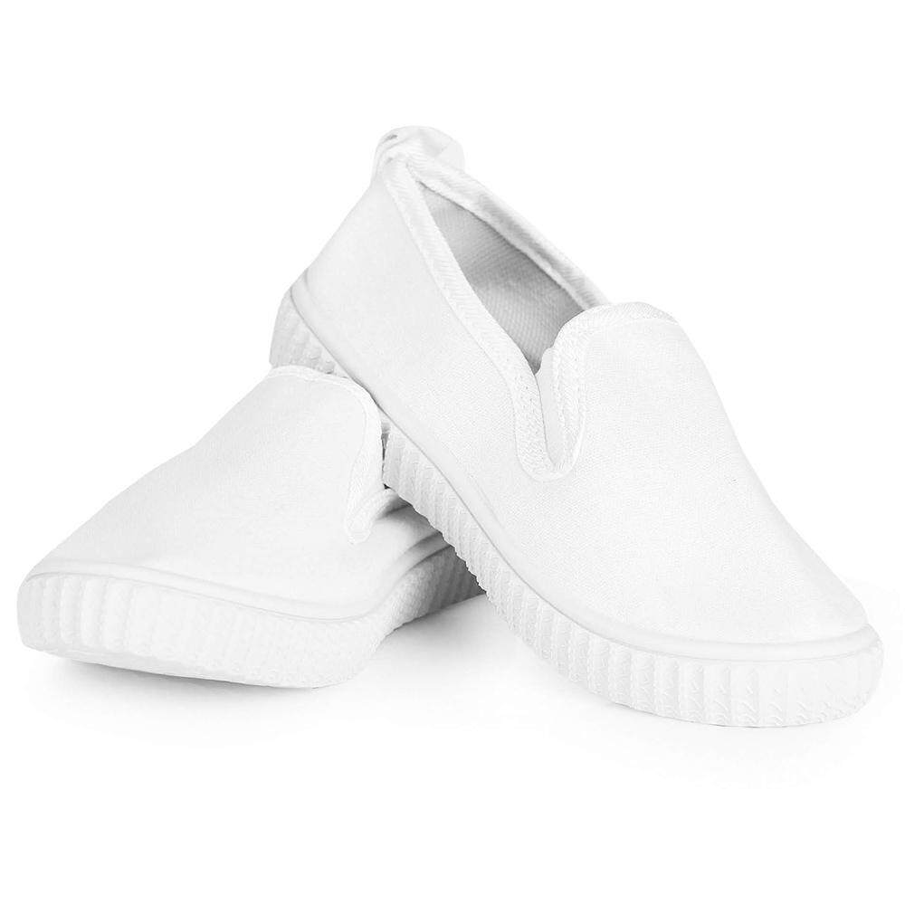 KM Children Slip On School Shoe  [M22070]