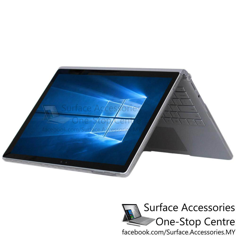 "[MALAYSIA]Microsoft Surface Book 2 15"" Ultimate Case Stand Cover Surface Book Flip Case Surface Book Cover Surface Book Stand for Surface Book i7 Model"