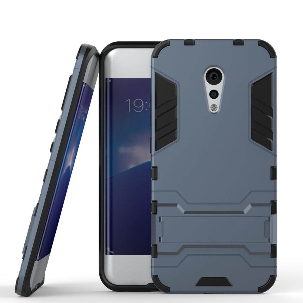 UPaitou for VIVO XPlay 6 Case 2 in 1 Hard PC Cover + TPU Soft Bumper