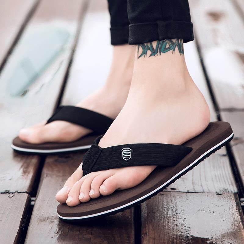 90f6720c9dec9e XM Flip Flops for Men Lightweight Summer Flip-Flop Comfort Thongs Sandals  Beach Slipper Extra