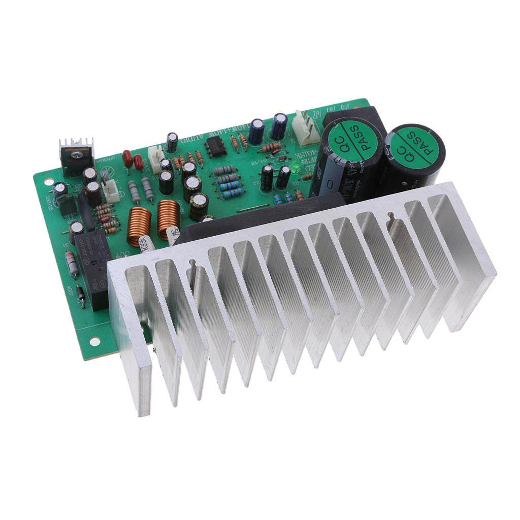 Features Miracle Shining Diy Stk401 Audio Amplifier Board Kit Power Stk Circuit 140w Ac 24v 32v Motherboard