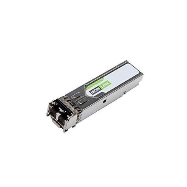 Monoprice Ironlink Juniper SRX-SFP-1GE-T-IL Kompatibel Faktor Bentuk Kecil Dapat Dimasukkan 1000Base-T Gigabit Ethernet Modul (Menggunakan Cat5 C-Intl
