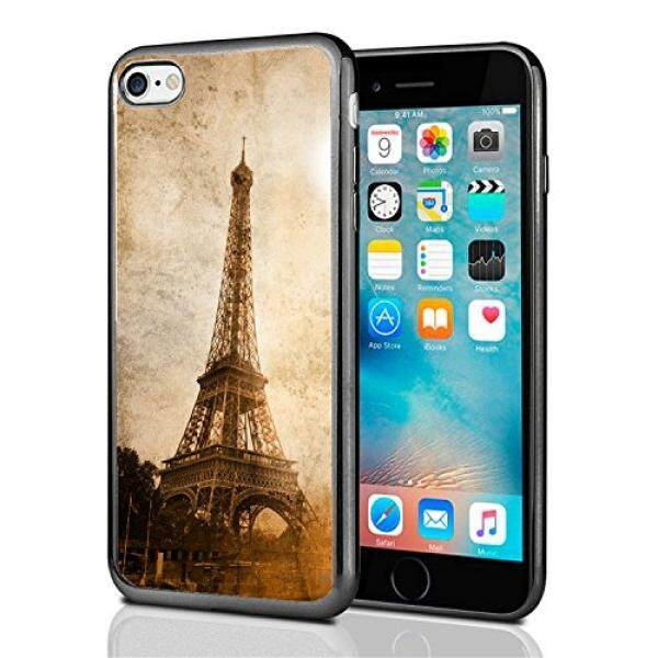 Smartphone Cases Eiffel Tower Grunge For Iphone 7 (2016) & Iphone 8 (2017) Case Cover By Atomic Market - intl