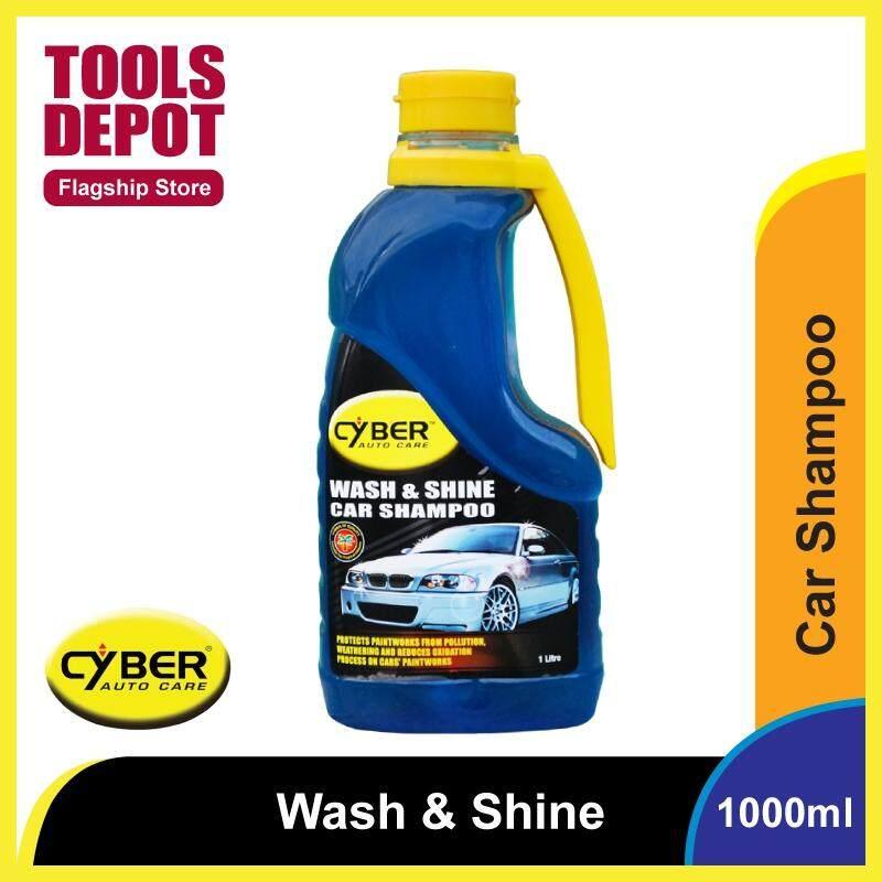 Cyber Wash & Shine Car Shampoo (1000ml)