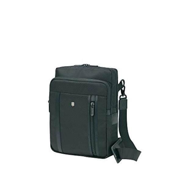 50605b93081e Victorinox Werks Professional 2.0 Crossbody Laptop Messenger Bag, Black,  One Size - intl